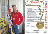 Артамонов Григорий, мастер спорта СССР, WorldLoppet Gold Master